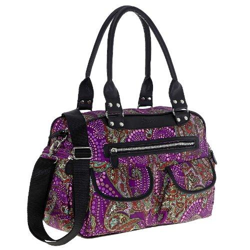 coole bunte wickeltasche