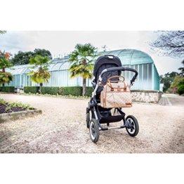 Babymoov Damen Style Wickeltasche, petrol, A043565 -