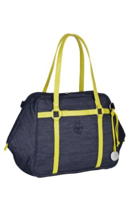 Lässig Wickeltasche Green Label Urban Bag, denim blue -