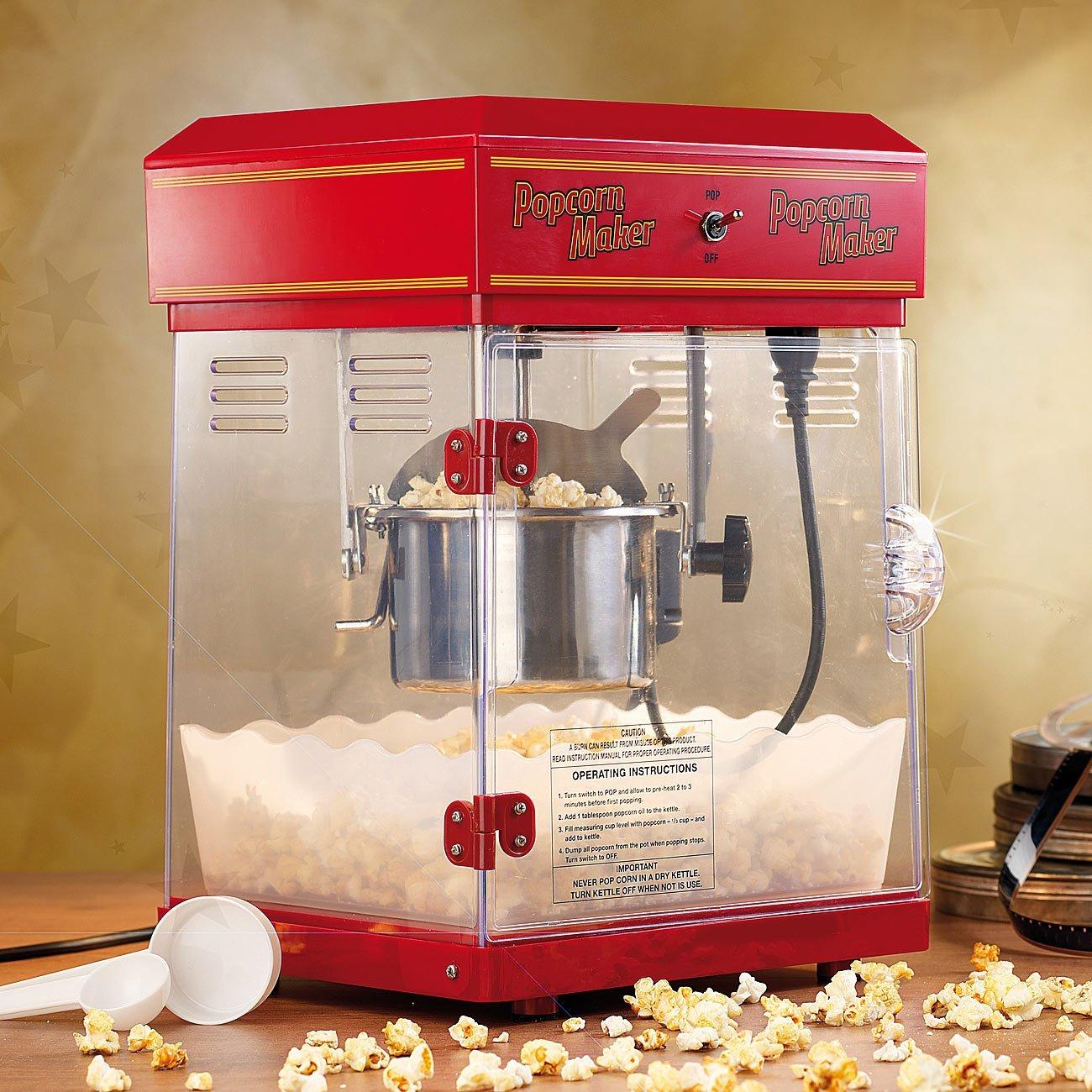 Popcornmaschine testsieger