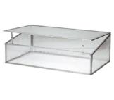 Dehner Frühbeet-Kasten, ca. 125 x 80 x 41 cm -