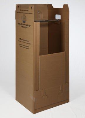 kleiderboxen 3 st ck umzugskarton kaufen. Black Bedroom Furniture Sets. Home Design Ideas