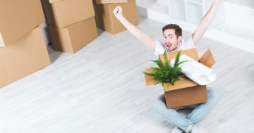 wie kann ich g nstig umziehen umzugskarton kaufen. Black Bedroom Furniture Sets. Home Design Ideas