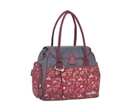Babymoov Damen Style Wickeltasche, cherry, A043560 -