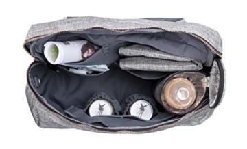 Lässig Glam Rosie Bag Anthracite Glitter -